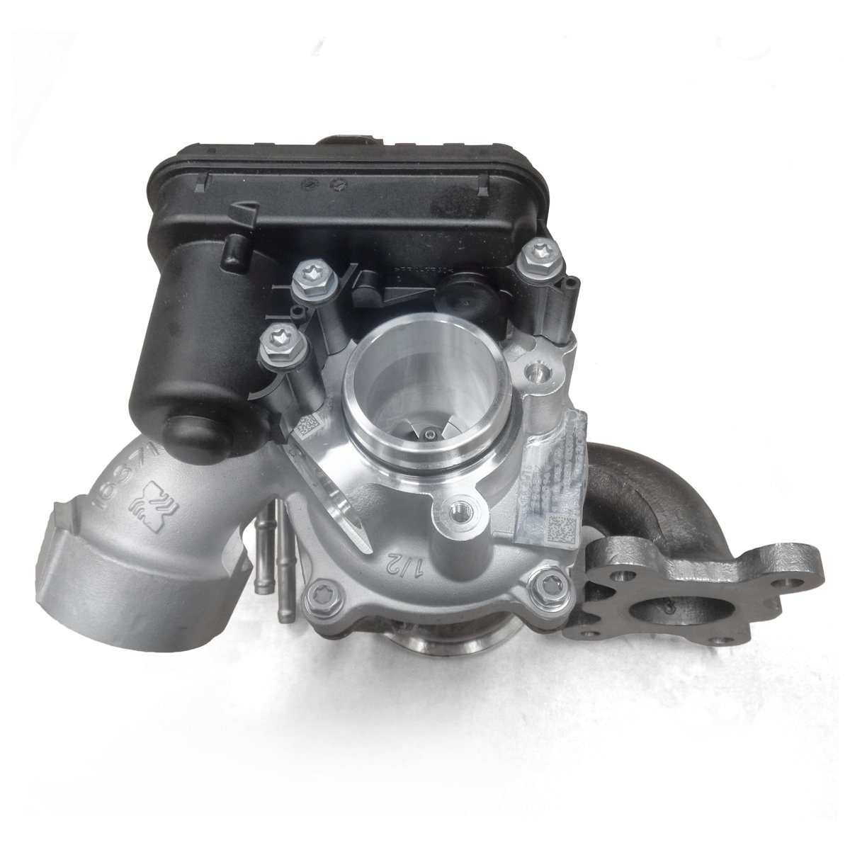 Turbina do Motor Dhs 3cil 1.0 Tsi - Turbinas - Unidade -
