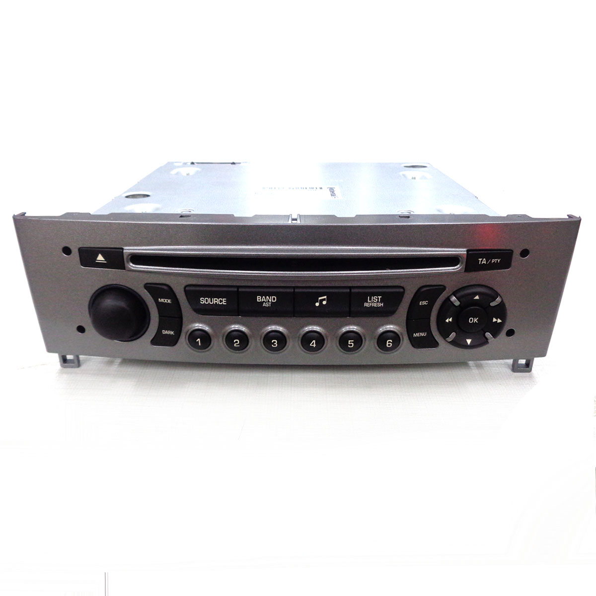 Rádio Cd Player Mp3 Peugeot - Painéis, Velocímetros e Rpm -