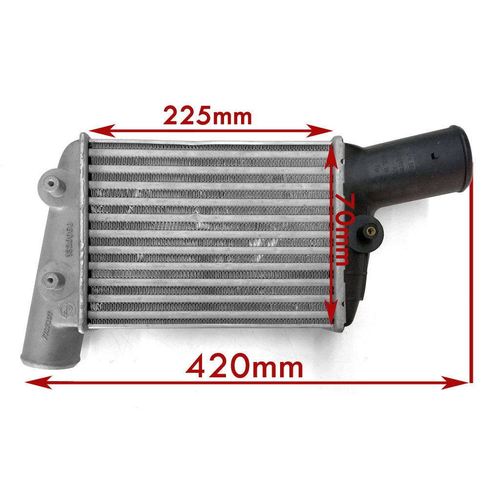 Intercooler Fiat Motor Turbo 2.0 8v - Intercoolers - Unidade