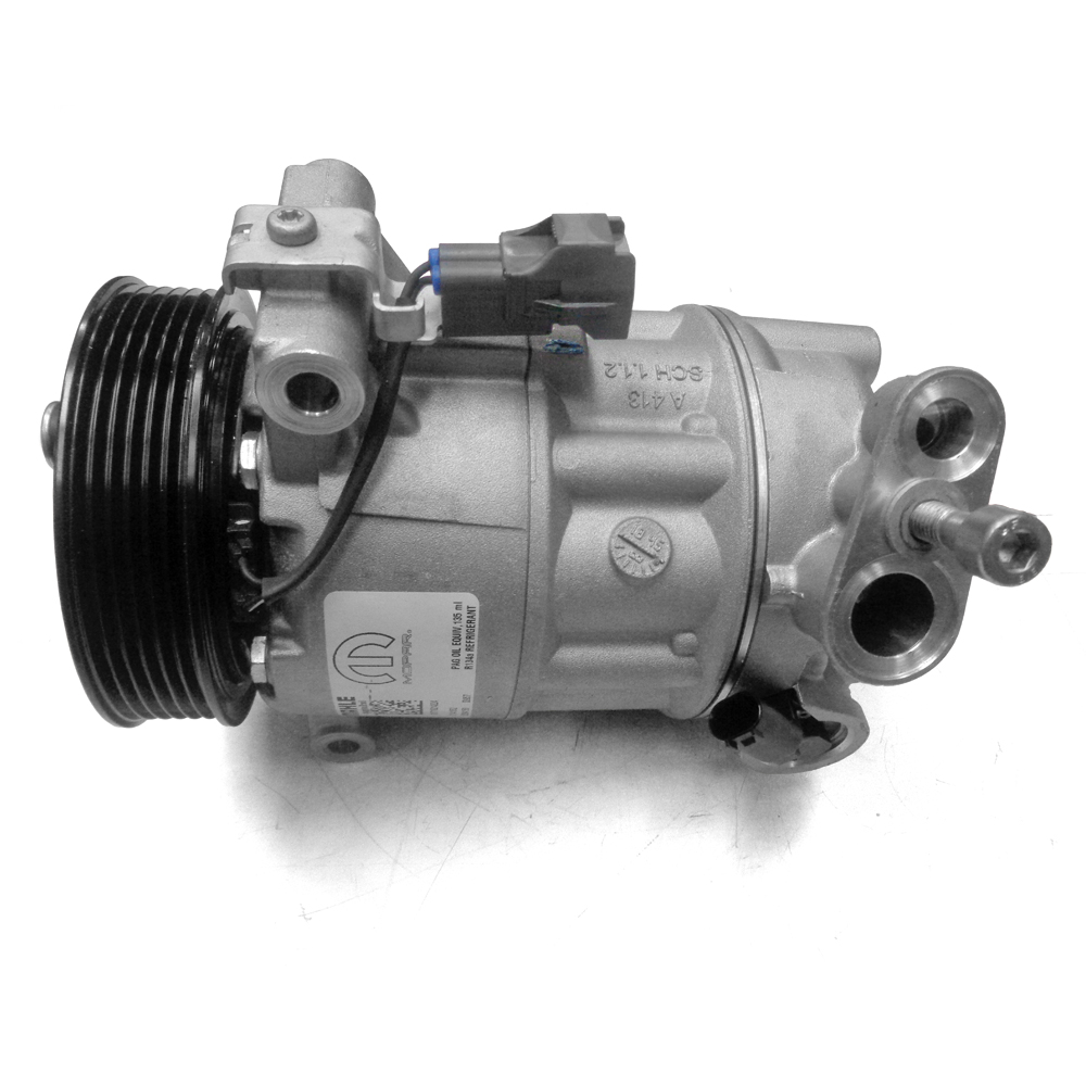 Compressor do Ar Condicionado Motor 2.0 16v Flex At6 Transmi