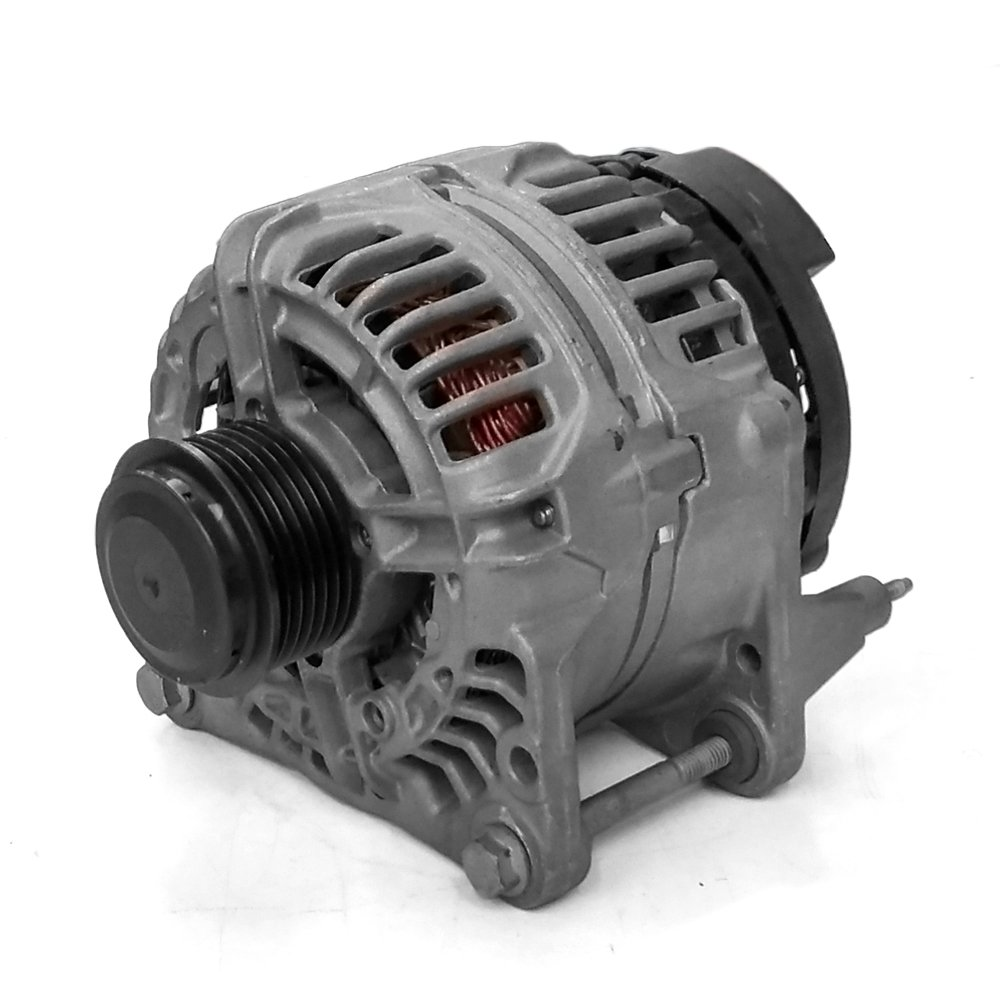 Alternador 14v 70 Amperes do Motor Vw Mi - Alternadores - Un