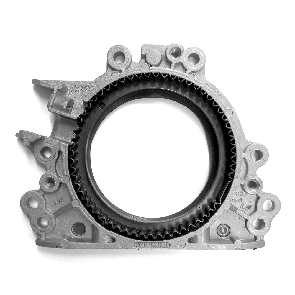 Flange Retentor Traseiro do Virabrequim do Motor 1.0 3cil Ts